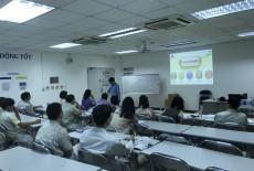 Đào tạo huấn luyện An toàn vệ sinh lao động tại Công ty điện tử Meiko